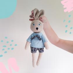 Ubrania dla królika